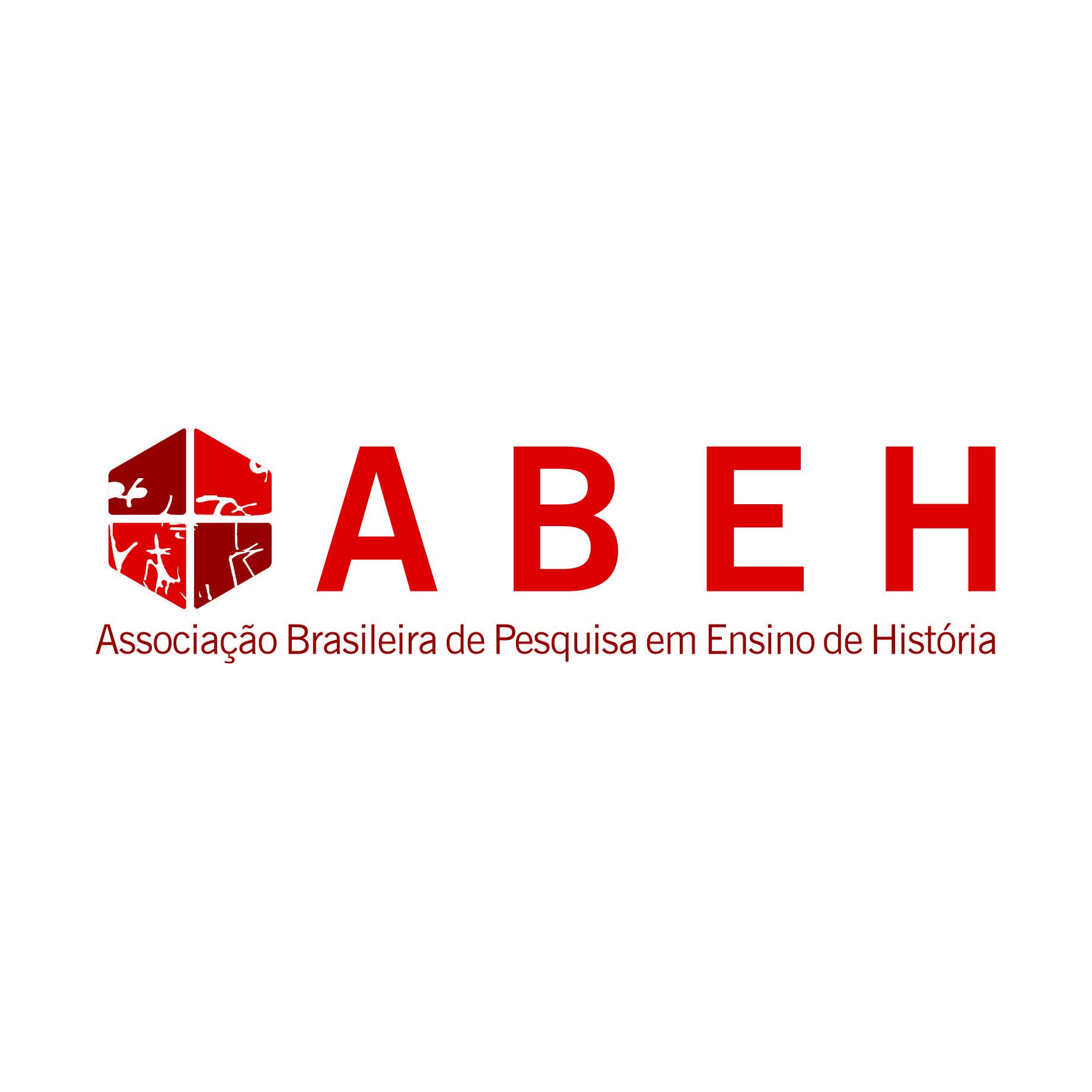 logo da Associação Brasileira de Pesquisa em Ensino de História